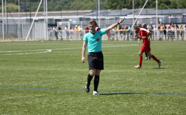 Football district normandie