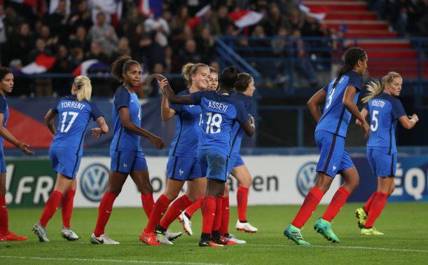Allemagne Et Suede Pour Les Bleues Ligue De Football De Normandie