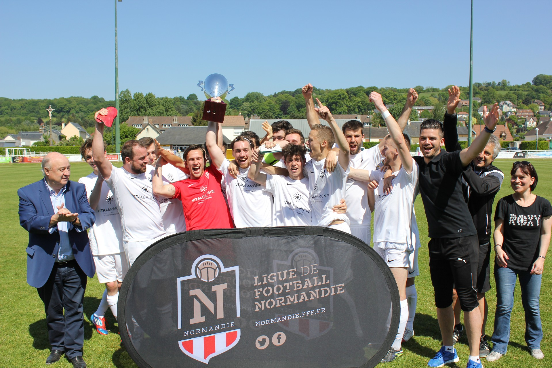 Fff football normandie