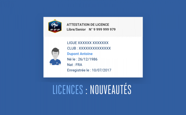 Licence football 2018 normandie