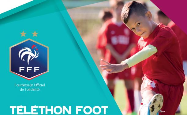 """Résultat de recherche d'images pour """"telethon foot 2019"""""""